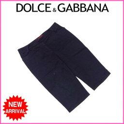 DOLCE&GABBANA【ドルチェアンドガッバーナ】 パンツ  レディース