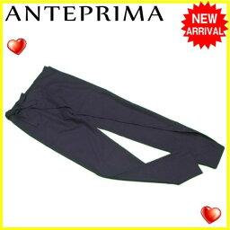 ANTEPRIMA【アンテプリマ】 パンツ /ウール/98%ポリエステル/2%(裏地一部)アセテート/60%レーヨン/40% レディース