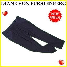 DIANE VON FURSTENBERG【ダイアンフォンファステンバーグ】 パンツ /RY/95%SD/5% レディース