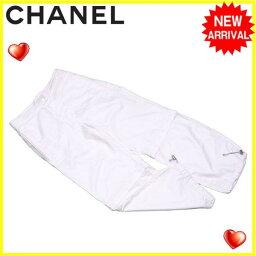CHANEL【シャネル】 パンツ /PM60%PE40% レディース