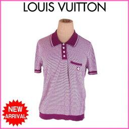 LOUIS VUITTON【ルイ・ヴィトン】 ポロシャツ  レディース