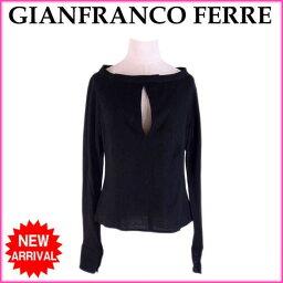 GIANFRANCO FERRE【ジャンフランコ・フェレ】 カットソー  レディース