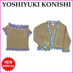 YOSHIYUKI KONISHI【ヨシユキコニシ】 ニット  レディース