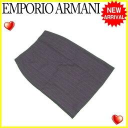 Emporio Armani【エンポリオ・アルマーニ】 スカート /VS/56%W/33%LYCRA/4%PE/2% レディース