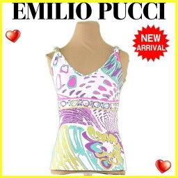 Emilio Pucci【エミリオ・プッチ】 カットソー /C/93%ET/7% レディース