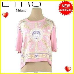 ETRO【エトロ】 ニット /絹/100%(別布)レーヨン/100% レディース