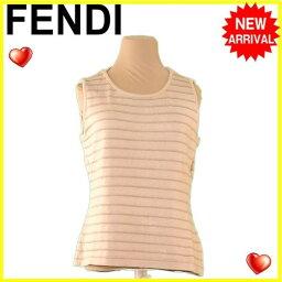 FENDI【フェンディ】 ニット /C/70%VS/30% レディース