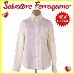 Salvatore Ferragamo【サルヴァトーレフェラガモ】 その他 コットン レディース