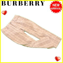 BURBERRY【バーバリー】 パンツ  レディース