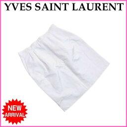 YVES SAINT LAURENT【イヴ・サンローラン】 スカート  レディース