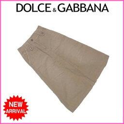 DOLCE&GABBANA【ドルチェアンドガッバーナ】 スカート  レディース