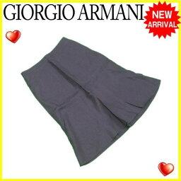 GIORGIO ARMANI【ジョルジオアルマーニ】 スカート /LINEN/100%(裏地)CP/100% レディース