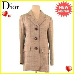 Dior【ディオール】 その他 /ウール毛90%ナイロン10%(裏地)キュプラ100% レディース