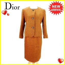Christian Dior【クリスチャンディオール】 スーツ  レディース