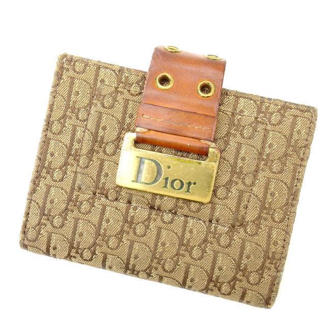 財布・ケース, クレジットカードケース 10 Christian Dior T12155
