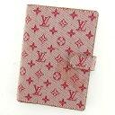 【中古】 ルイヴィトン Louis Vuitton 手帳カバー レディ...