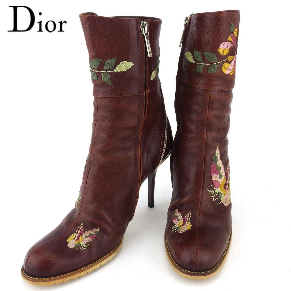 ブーツ, その他 1 36 Dior T17273