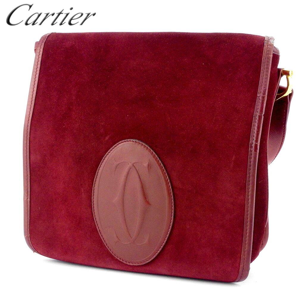 レディースバッグ, ショルダーバッグ・メッセンジャーバッグ P5 Cartier T17412