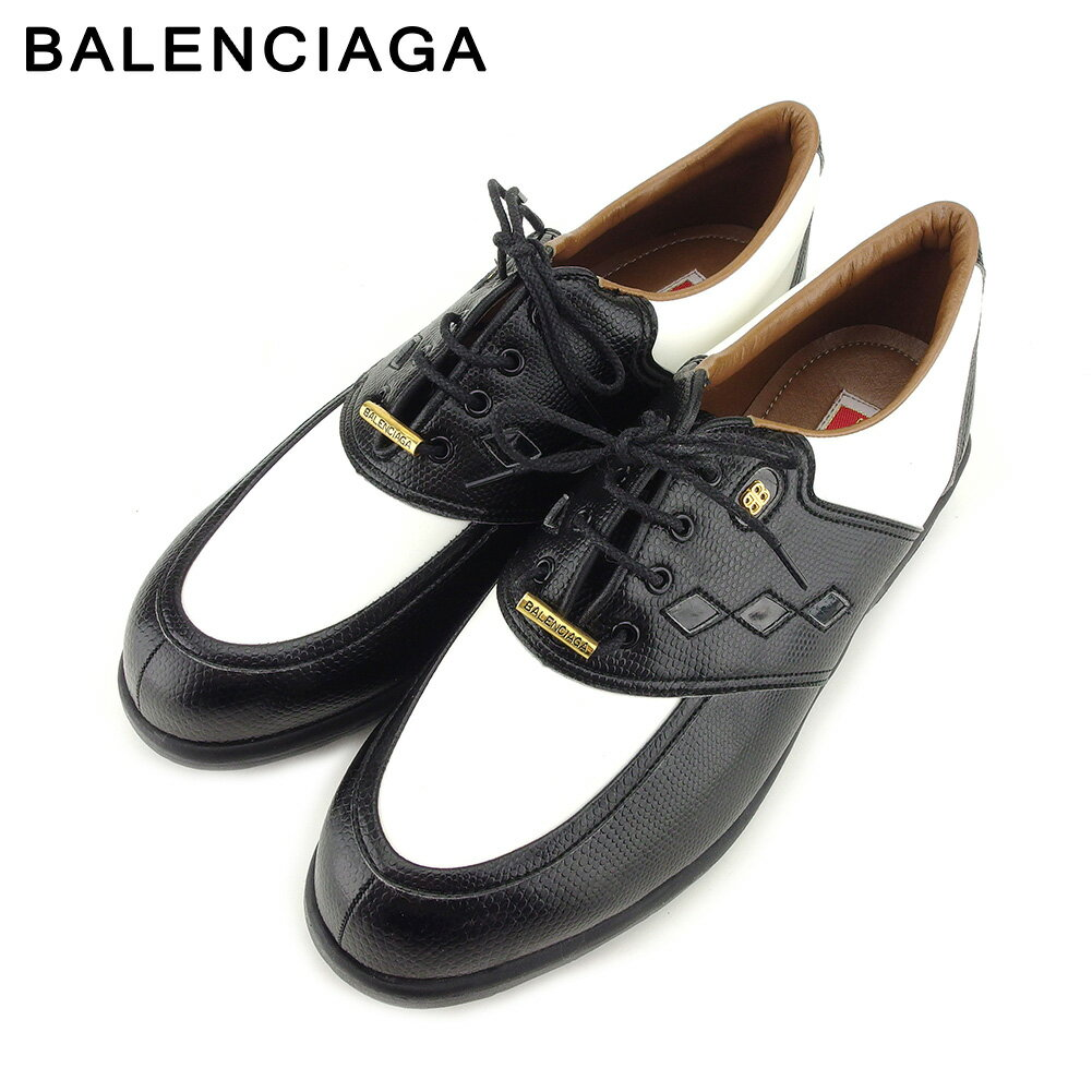 レディース靴, その他 P10 24.0EEE BALENCIAGA BB T9663