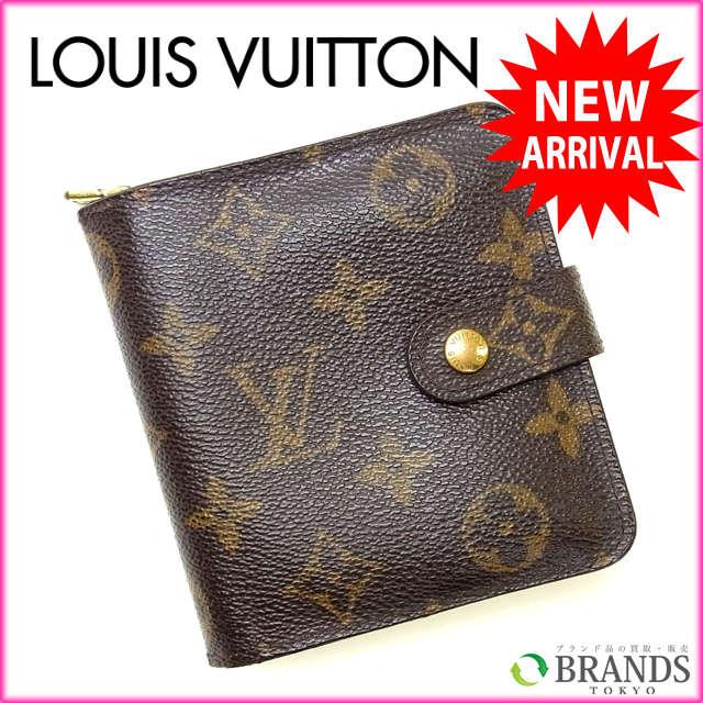 c0b5ae9696c1 ... 送料無料】 ルイヴィトン Louis Vuitton 二つ折り財布 ラウンドファスナー メンズ可 /