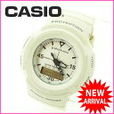 【中古】 【送料無料】 カシオ 腕時計 ホワイト Y309s