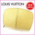 【送料無料】 ルイヴィトン Louis Vuitton コインケース メンズ可 エピ M6368A ヴァニラ レザー (あす楽対応)人気 美品【中古】 J4702