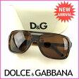 【送料無料】 ドルチェ&ガッバーナ DOLCE&GABBANA サングラス メンズ可 ブラウン (あす楽対応) 【中古】 J7321