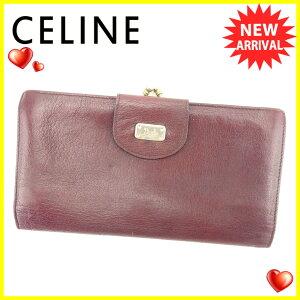 455edb596510 セリーヌ(CELINE) 中古 財布 | 通販・人気ランキング - 価格.com