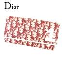 【中古】 ディオール Dior 長財布 ファスナー付き 長財布 レディ...