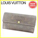 【中古】 【送料無料】 ルイ ヴィトン Louis Vuitton 長...