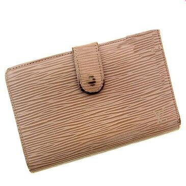 【中古】 【送料無料】 ルイヴィトン がま口財布 レディース エピ Louis Vuitton A253