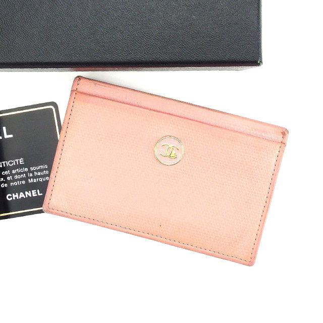 財布・ケース, 定期入れ・パスケース  A20906CHANEL 1 L1005