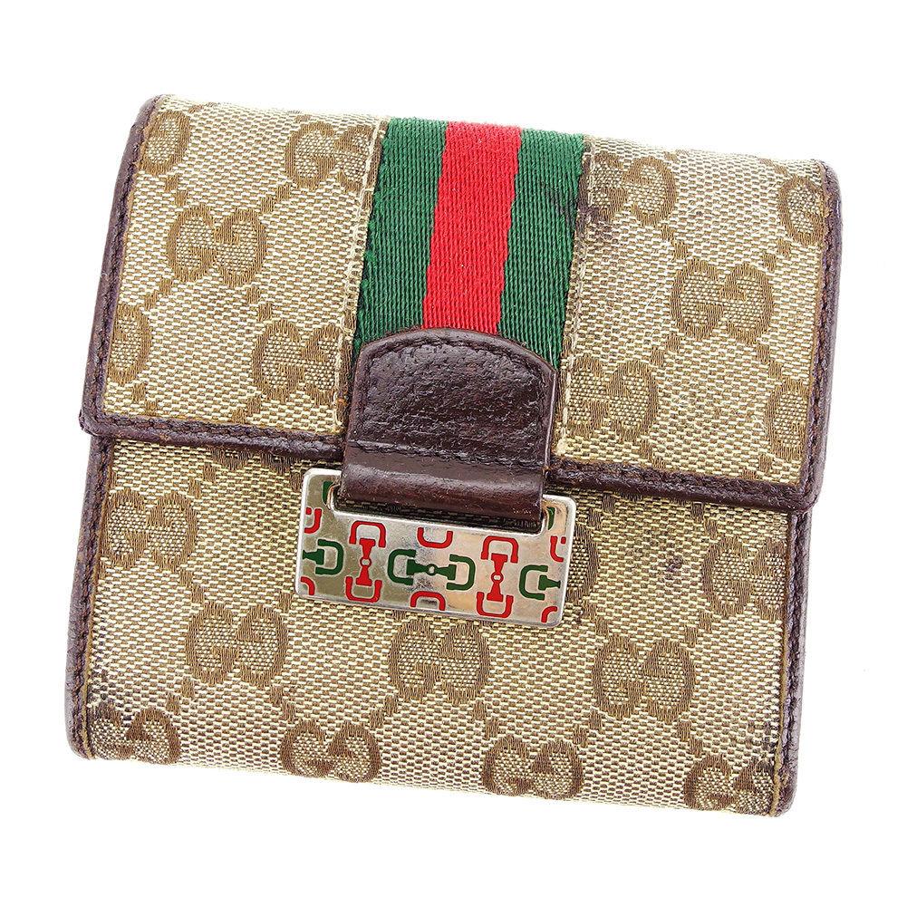 バッグ・小物・ブランド雑貨, その他  GG Gucci 3 1 P646