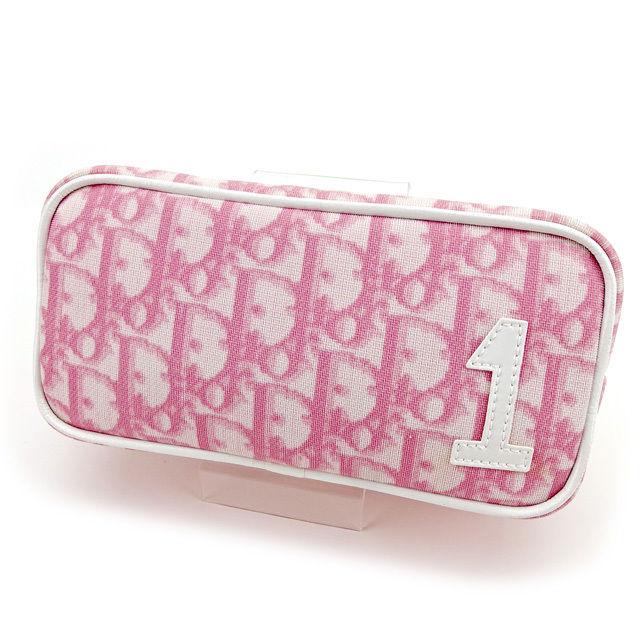 レディースバッグ, 化粧ポーチ  PVC Dior T2736