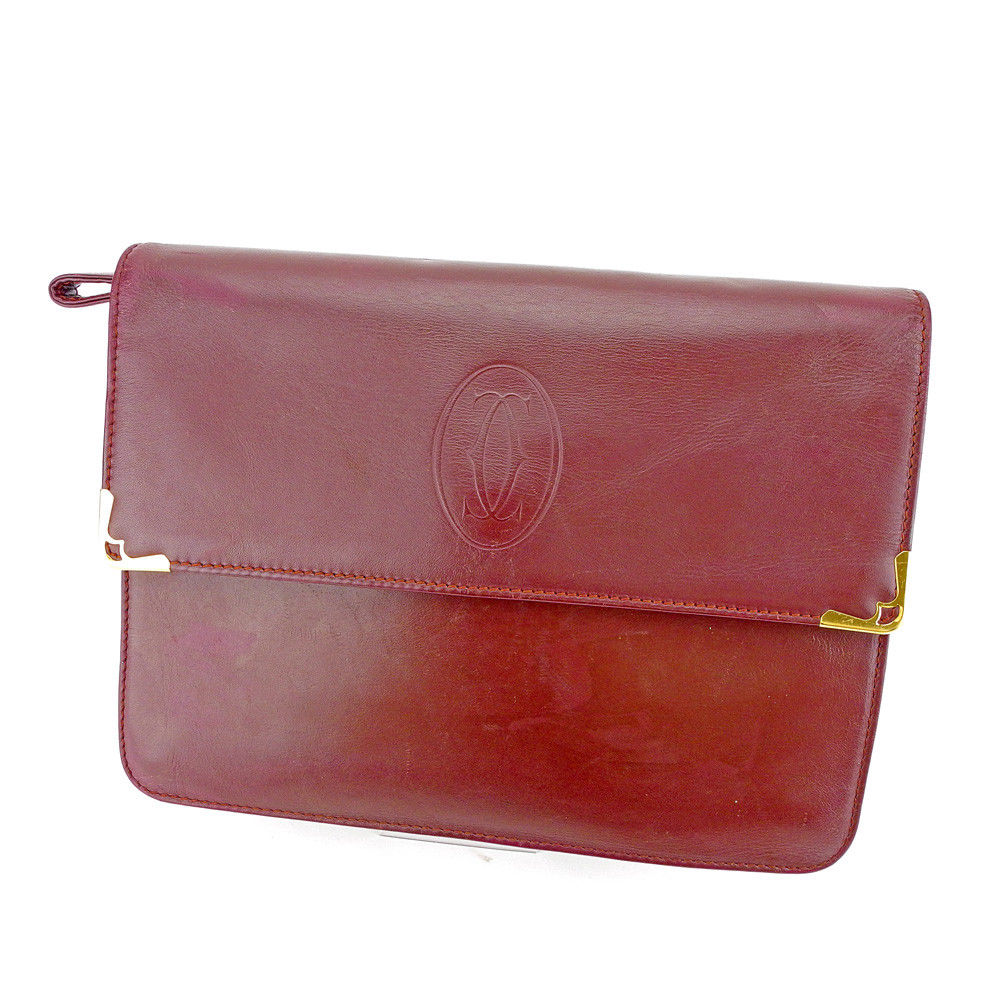 レディースバッグ, クラッチバッグ・セカンドバッグ  Cartier 1 T4511 A