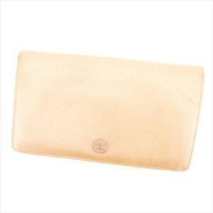 cb25f045d1c3 シャネル(CHANEL) 中古 ファスナー レディース長財布 | 通販・人気 ...