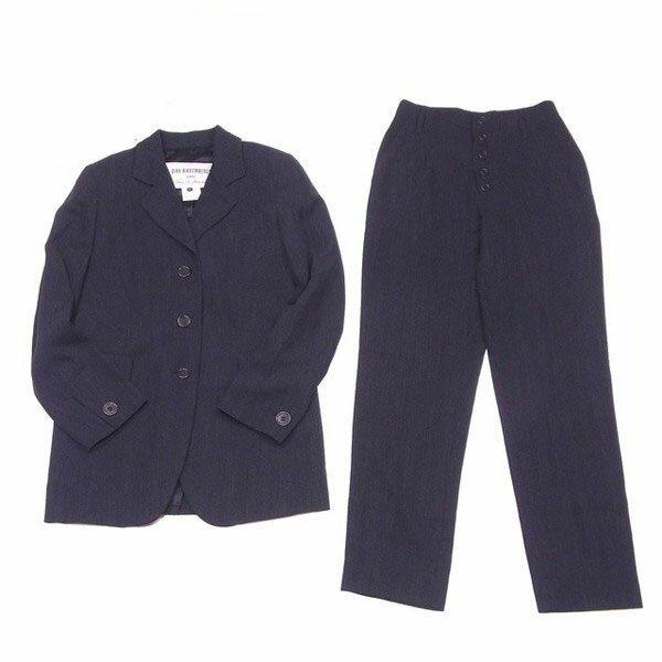 スーツ・セットアップ, パンツスーツ  DIRK BIKKEMBERGS WOOL 85NY 15 D1790s .