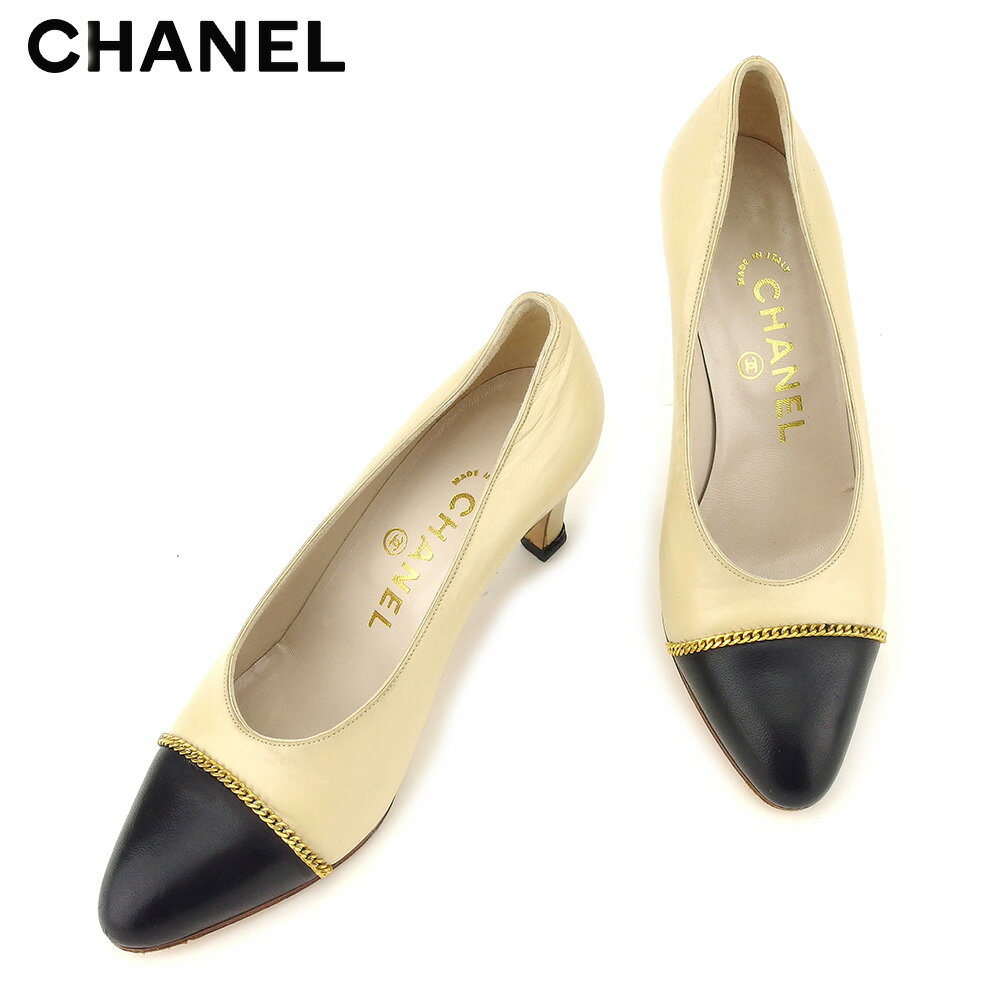 レディース靴, パンプス  34 CHANEL 1 F1410