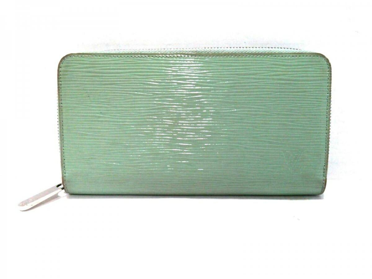 bf0af703071a LOUIS VUITTON purse epi Electric Zippy wallet M60313 Almond leather ...