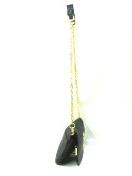 2151fa767185 TORY フルラ BURCH(トリーバーチ) ショルダーバッグ 黒 Furla エルメス ...