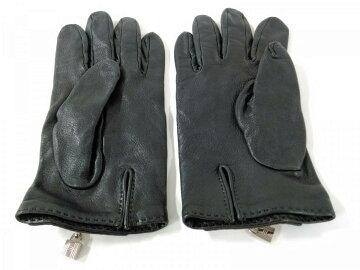 ff47b43f5b88 HERMES(エルメス) 手袋 シャネル レディース ソヤ 黒 ChristianDior ...