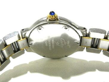 Cartier(カルティエ) 腕時計 マスト21 - レディース シルバー×ゴールド【20190323】【中古】【dfs】