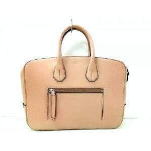 حقيبة يد بالي (بالي) حالة جيدة ■ 6221729 جلد وردي [20200417] [مستعملة] [dfn]