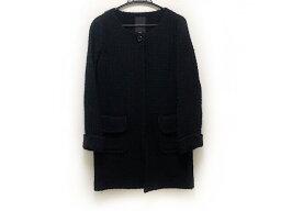 CROLLA(クローラ) コート サイズ38 M レディース 黒 冬物【20200309】【中古】【dfn】