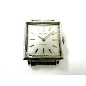 IWC(INTERNATIONAL WATCH CO) 腕時計 - レディース シルバー【20200726】【中古】【dfn】