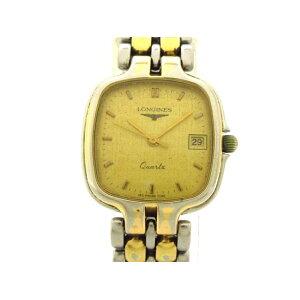 ساعة LONGINES Flagship 7065 الذهبية للسيدات [20200518] [مستعملة] [dfn]