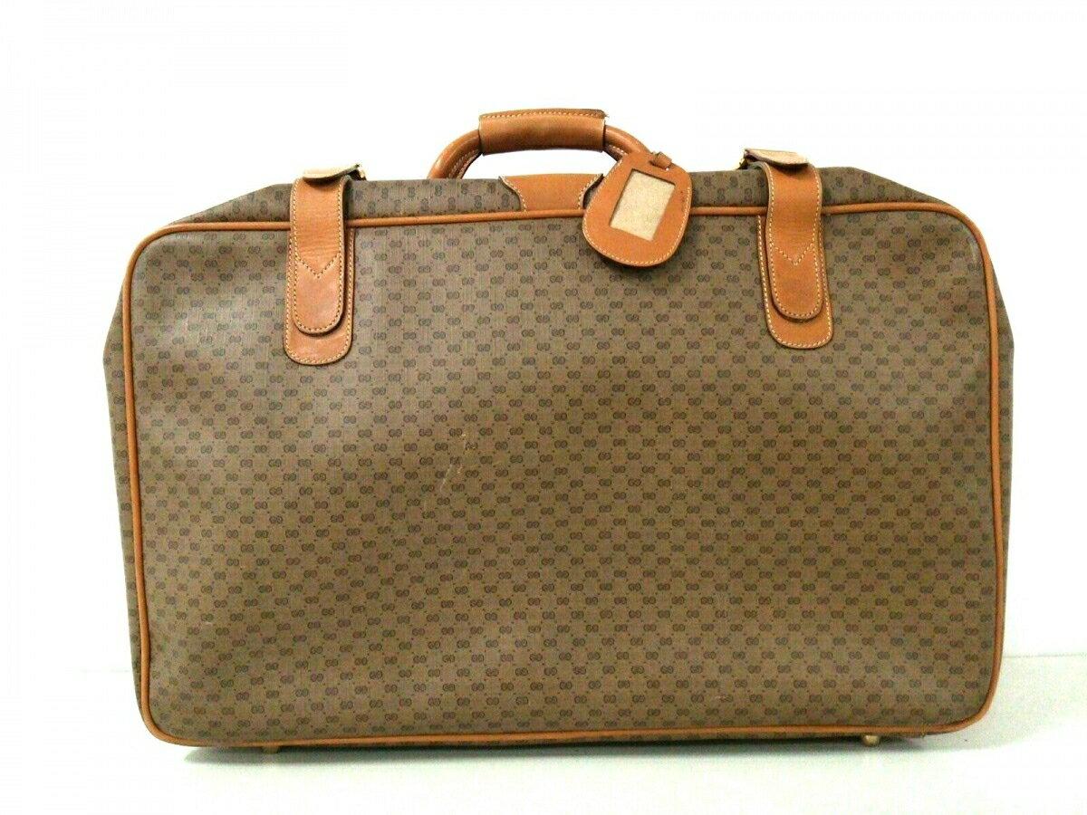 バッグ, スーツケース・キャリーバッグ GUCCI() GG PVC()20201208