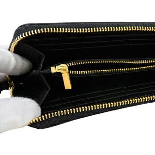 トリーバーチ長財布61073001BLACKラウンドジップウォレット財布ペリージップコンチネンタルウォレット【あす楽対応_関東】