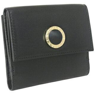 ブルガリ 財布 Wホック 財布 ダブルホック 32384 BB COLORE コローレ BLACK ブラック 黒 BK 【あす楽対応_関東】