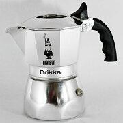 デザイン ビアレッティ ブリッカ コーヒー メーカー エスプレッソ